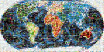 Mosaico da web 2.0