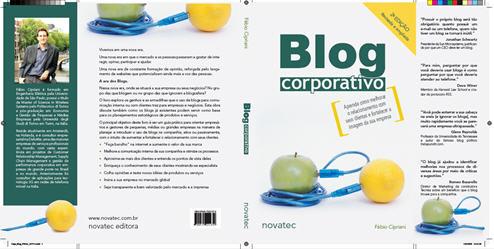 Capa Blog Corporativo 2a edição